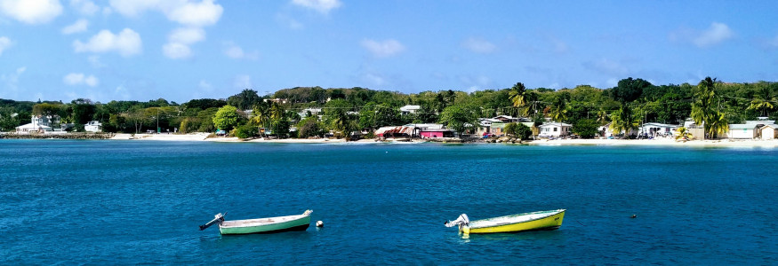 Booking Success in August: visiting Barbados and Dominica